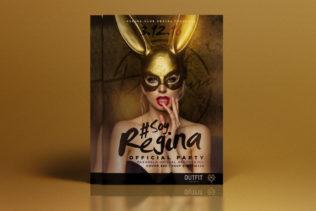 Flyer – Regina Club Social
