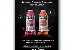 Tapout Mexico – Poster Punto de Venta