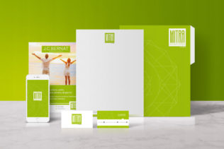 Branding – MITRA by J.C. Bernat
