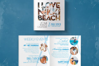 Folleto de Eventos – Nikki Beach Cabo